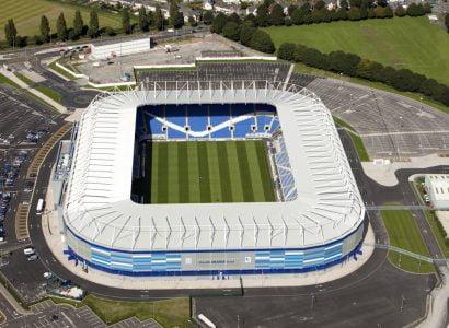 Opplev fotball i storbyen London